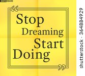 Quote Motivational Square....