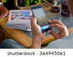 chiangmai thailand   jan 20... | Shutterstock . vector #364945061