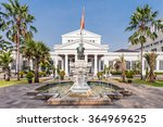 the national museum of... | Shutterstock . vector #364969625