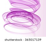 abstract colored spiral   Shutterstock .eps vector #365017139