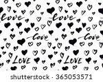 seamless background pattern...   Shutterstock .eps vector #365053571