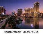 macau china   nov 24 the... | Shutterstock . vector #365076215