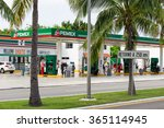 cancun  mexico   12 january...   Shutterstock . vector #365114945