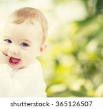 adorable baby boy | Shutterstock . vector #365126507