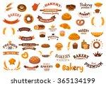 Bakery Shop Design Elements...