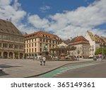 strasbourg  france   july 14 ... | Shutterstock . vector #365149361