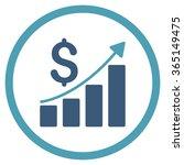 Financial Report Vector Icon....