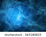 abstract technology background | Shutterstock . vector #365180825