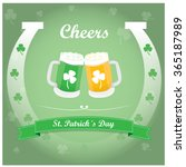 colored background with text... | Shutterstock .eps vector #365187989