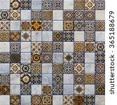 Tiles  Colorful Mosaic