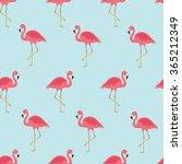vector illustration seamless... | Shutterstock .eps vector #365212349