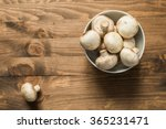 Fresh Brown Champignon...
