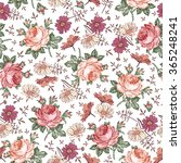 seamless pattern. beautiful... | Shutterstock .eps vector #365248241