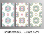 set vintage universal different ...   Shutterstock .eps vector #365254691