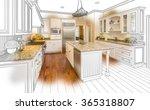 Beautiful Custom Kitchen Design ...