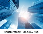 common modern business... | Shutterstock . vector #365367755