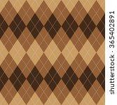 argyle basic seamless texture... | Shutterstock . vector #365402891