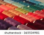 Sewing Threads Multicolored...