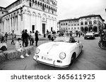 Постер, плакат: A Porsche 356 Speedster