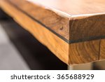 close up of a luxurious table... | Shutterstock . vector #365688929