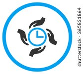 time care glyph icon. style is...   Shutterstock . vector #365831864