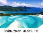 whitehaven beach  queensland | Shutterstock . vector #365843741