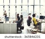 business computer communication ... | Shutterstock . vector #365846231