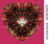 abstract high resolution... | Shutterstock . vector #365878655
