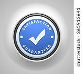 satisfaction guaranteed   Shutterstock .eps vector #365913641