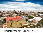 cityscape of a beautiful city.... | Shutterstock . vector #366015611