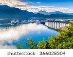 sun moon lake  nantou  taiwan | Shutterstock . vector #366028304