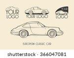 European Classic Sports Car...
