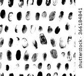 seamless pattern   fingerprint | Shutterstock .eps vector #366184841