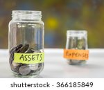 concept image of personal... | Shutterstock . vector #366185849