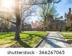 Walkway Through Princeton...
