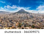 Lycabettus Hill In Athens ...