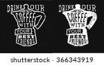 illustration for cafe | Shutterstock . vector #366343919