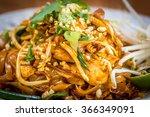pad thai | Shutterstock . vector #366349091