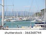 marina at kusadasi  turkey | Shutterstock . vector #366368744