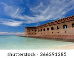 the crystal clear waters of the ... | Shutterstock . vector #366391385
