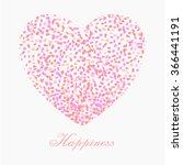 romantic magic colorful heart