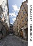 Sweden  Stockholm  Old Town...