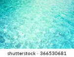 patterns of movement of water... | Shutterstock . vector #366530681