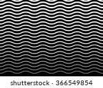 wavy  zigzag  lines pattern.... | Shutterstock .eps vector #366549854