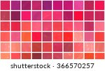 abstract background. red mosaic | Shutterstock . vector #366570257