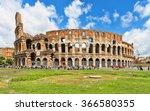 Colosseum  Coliseum  In Rome ...