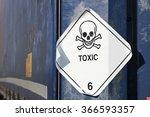 Pictogram For Chemical Hazard ...