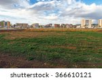vacant lots for a housing... | Shutterstock . vector #366610121