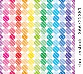 colorful dots wallpaper.... | Shutterstock .eps vector #366725381