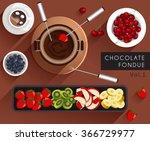 Food Illustration   Chocolate...